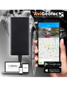 smart tracker traceur gps et alarme sans abonnement pour. Black Bedroom Furniture Sets. Home Design Ideas